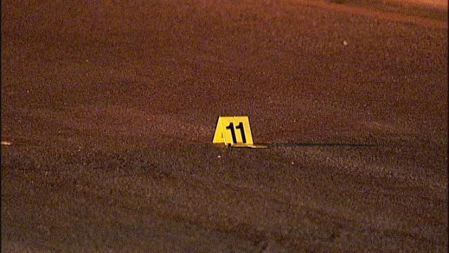 Tulsa Driver Shot In Leg, Crashes Through Hotel Fence