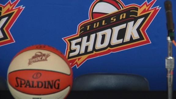 Tulsa Shock Get Set For Nov. 10 Draft Lottery