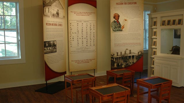 Cherokee Nation Formally Opens John Ross Museum