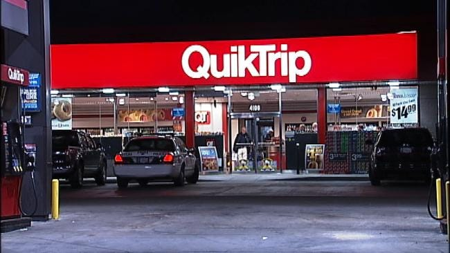 Man Arrested In Tulsa QuikTrip Robbery