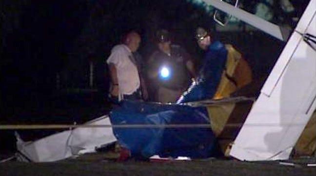NTSB: Pilot To Blame For Owasso Plane Crash That Killed 3
