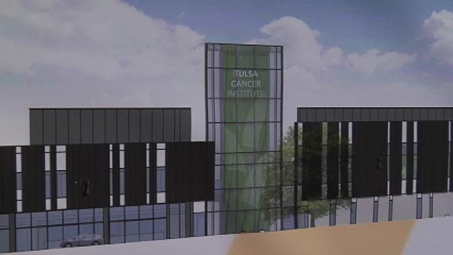 Tulsa Cancer Institute Breaks Ground On New Building
