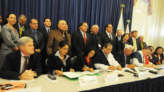 U.S. Government Pays $380 Million To End Osage Nation's Lawsuit