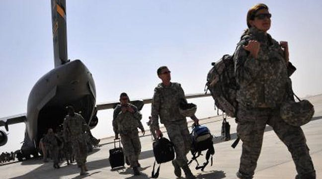 Oklahoma Squadron Provides Air Cover For U.S. Forces In Iraq