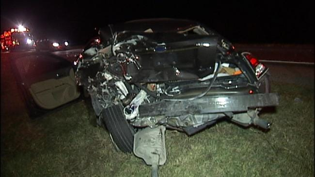 Sand Springs Woman Killed Following Collision With Deer