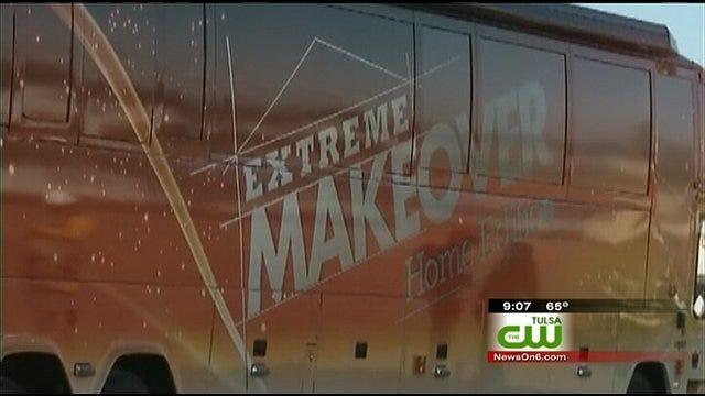 Tornado-Damaged Joplin Homes Get 'Extreme Makeover'