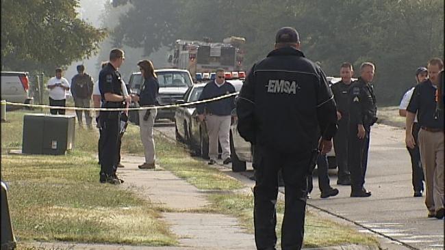 Tulsa Police Locate Homicide Victim's Missing SUV