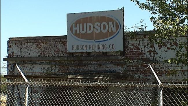 Cushing Neighbors Relieved By Hudson Refinery Clean Up