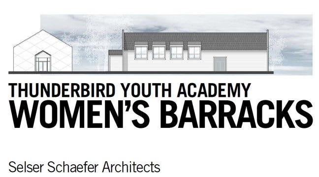 Thunderbird Youth Academy Builds New Barracks For Girls