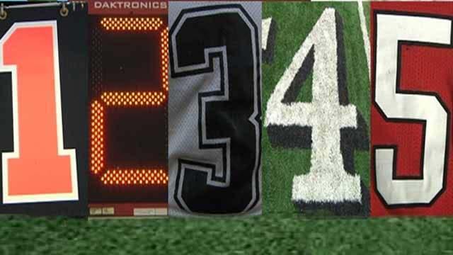 Top Five High School Games: Week 9
