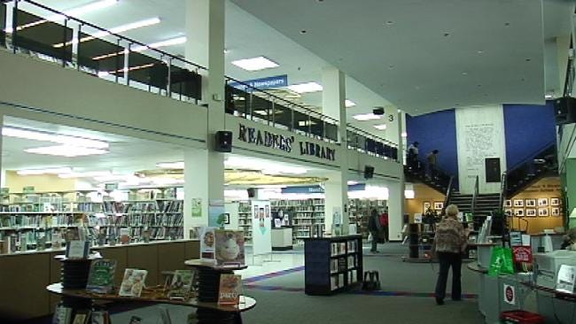 Tulsa's Central Library Getting A Makeover