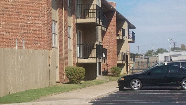 Two-Year-Old Boy Falls At Tulsa Apartment Complex