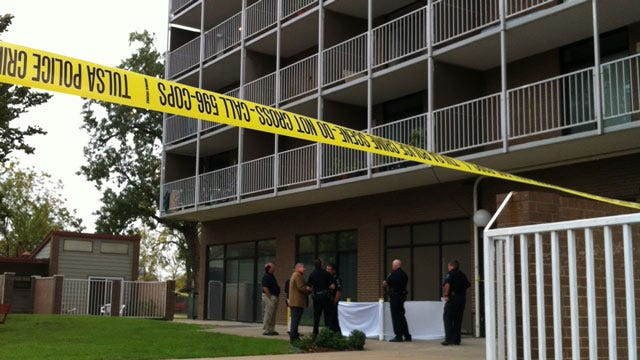 Tulsa Police Believe Man's Fall, Death At LaFortune Towers Was An Accident