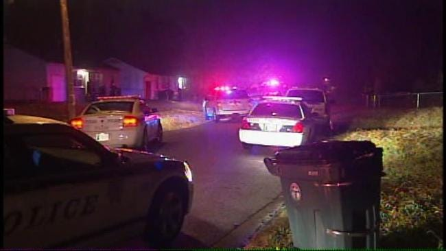 Woman Wounded When Gunfight Erupts At North Tulsa Home