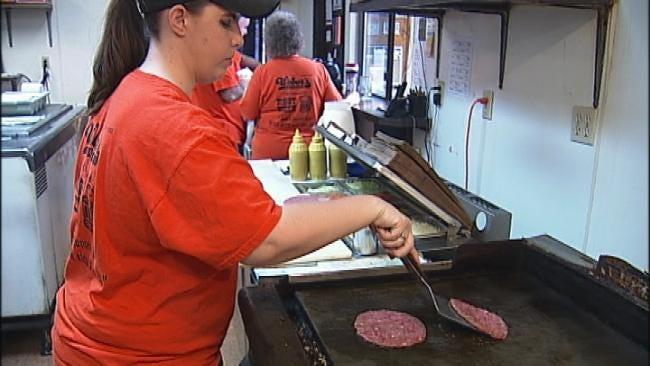 Is Tulsa The Birthplace Of The Hamburger?