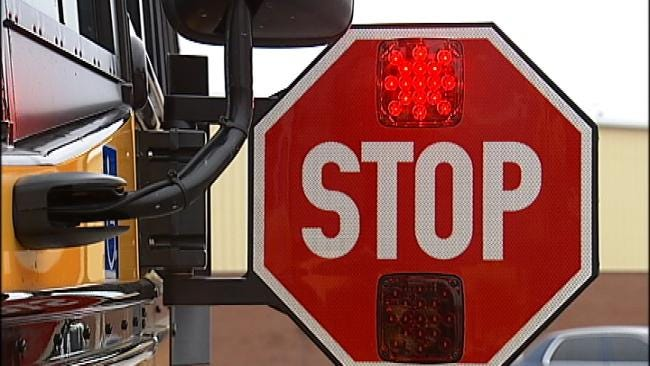 New Law Cracks Down On School Bus Stop Runners In Oklahoma