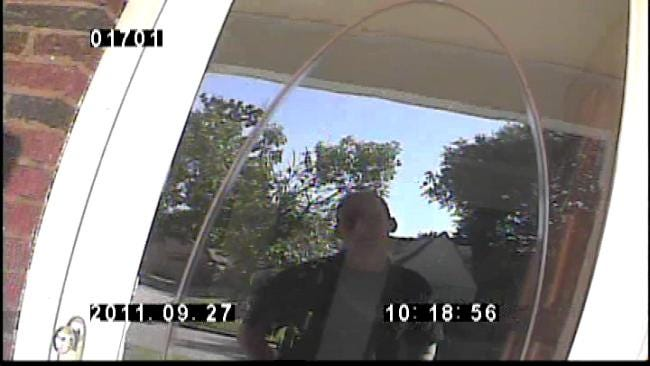 When A Stranger Knocks: Lori Fullbright's Crime Safety Test