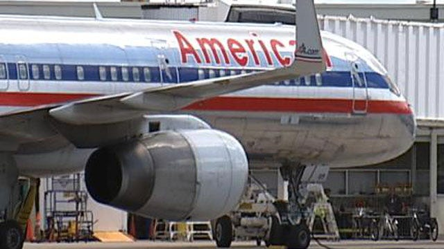 American Airlines Bankruptcy Fears Rock Wall Street