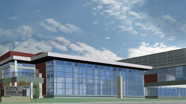 Griffin Communications To Build New Home For News On 6