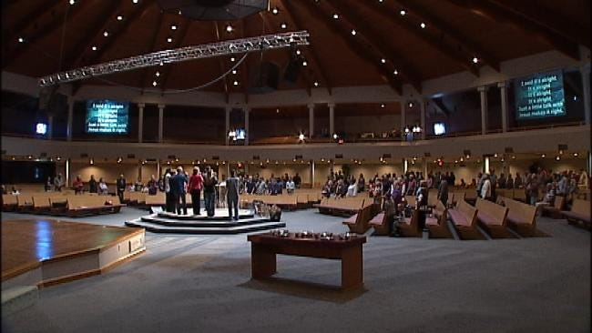 One Traditional, One Modern, Two Tulsa Churches Come Together