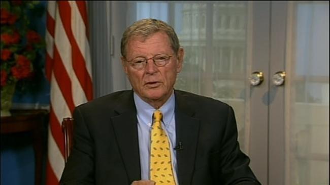 Senator Jim Inhofe: Oklahoma's 45th Soldiers Play Vital Role In Afghanistan