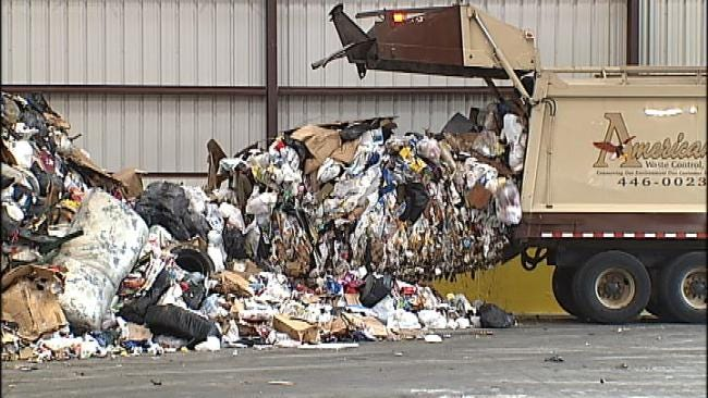 Tulsa Recycling Services Accepting More items