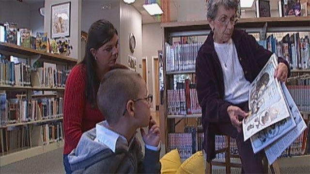'Bookcase Project' Donates Bookcases, Books To Cleveland Children