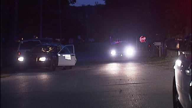 Woman Pedestrian Hit By Pickup In West Tulsa