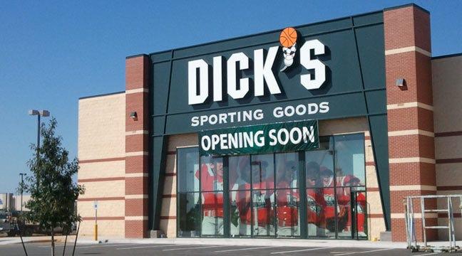 Dick's Sporting Goods Store To Open This Month In Broken Arrow