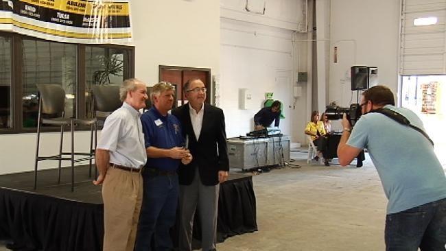 Sand Springs John Deere Dealership Honored