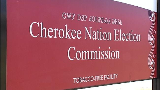 Voting Continues In Cherokee Chief Repeat Election