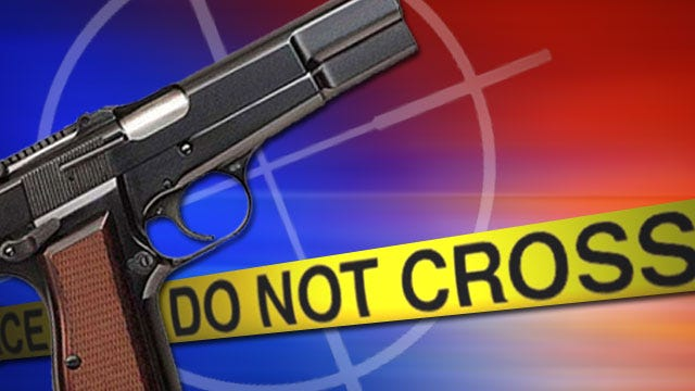 Authorities Search For Suspect In Delaware County Double Shooting