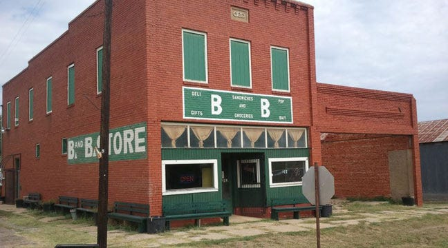 Kendrick Store Serves Oklahoma's Own For More Than A Century