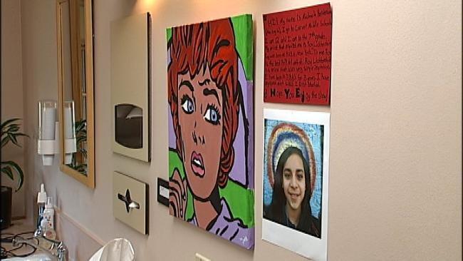 Tulsa Dentist Turns Office Into Art Gallery