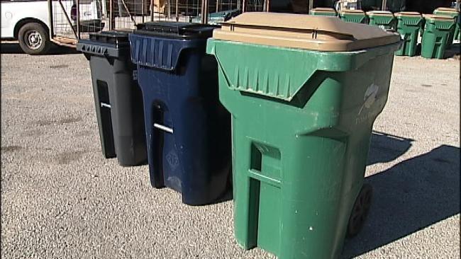 City Of Tulsa Trash Service Bids Opened