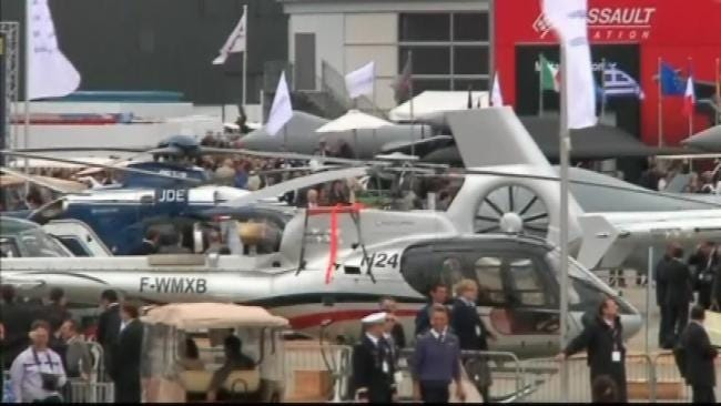 Did Oklahoma Taxpayers Get Money's Worth From Paris Airshow Trip?