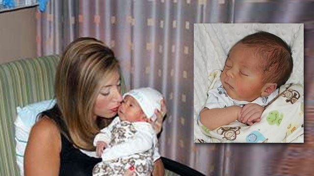 Family Hopes Loss Of Infant Son Shines Light On Organ Donation