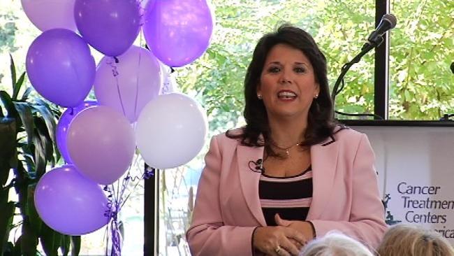 Tulsa's Cancer Treatment Center Unveils Special Spa