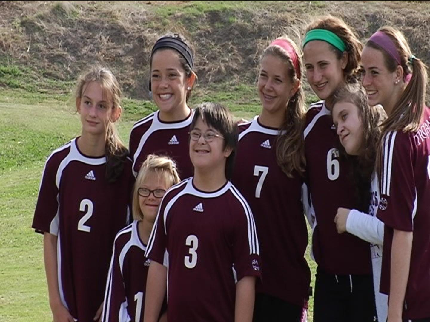 Special Olympians, Student Leaders Have Fun at Owasso Soccer Finals