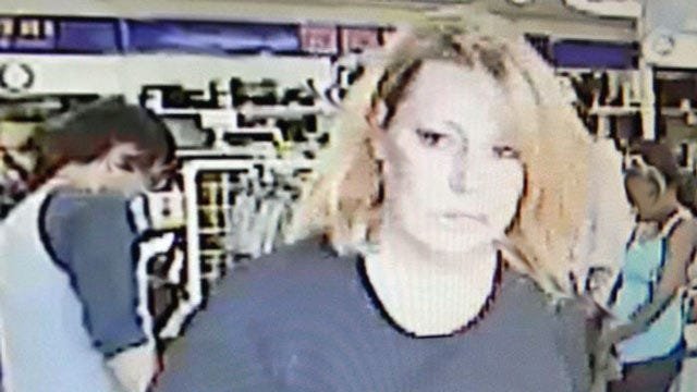 Wagoner County Seeks ID Of Person Of Interest
