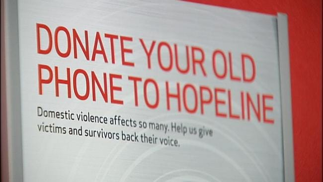 Donate Cell Phones To Give Voice To Domestic Violence Victims
