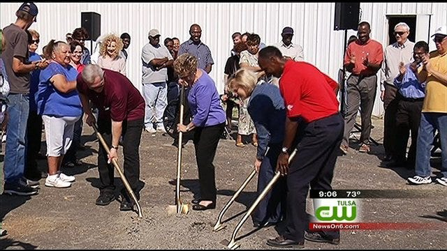 Tulsa Dream Center Breaks Ground On New Facility
