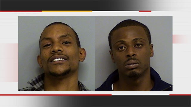Tulsa Police Capture Two Suspects In Armed Robbery, Shooting
