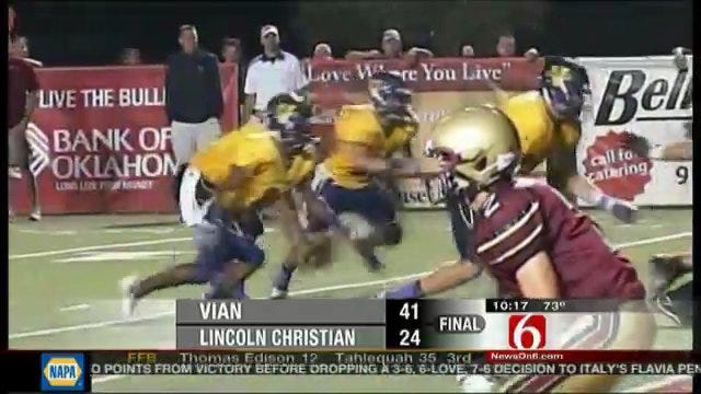 Vian Knocks Off Lincoln Christian To Stay Unbeaten