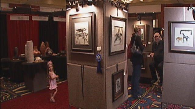 Native American Arts Featured In Tulsa 'Cherokee Art Market'