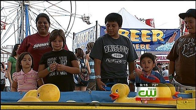 Tulsa State Fair Wraps Up Sunday With Good Weather, Fun Memories