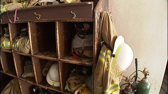 Green Country Fire Departments Head West To Aid Oklahoma City Crews