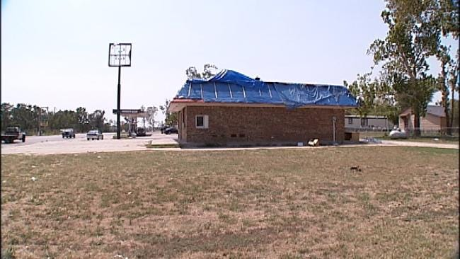Tushka Schools In Session After Deadly Tornado