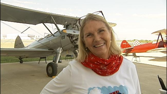 Biplanes Take Center Stage At Tulsa Air & Space Museum