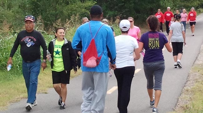 Muskogee Freedom Walk Held In Remembrance Of 9/11 Victims